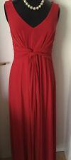 Edles Abendkleid Rot Heine Gr 18, 36 ??????