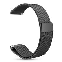 For Samsung Gear Sport/Gear S2 Classic Band Stainless Steel Replacement Strap
