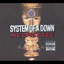 Mezmerize [PA] [Digipak] by System of a Down (CD, May-2005, Columbia (USA))
