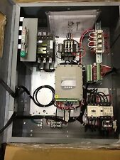 SQUARE D 8639 48UDG 3 PHASE 208 VOLT 10HP SOFT START NEMA 1 / ISO CONTACTOR NEW