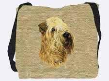 Woven Tote Bag - Wheaten Terrier 1189