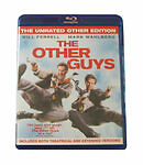 The Other Guys (The Unrated Other Edition Blu-ray)