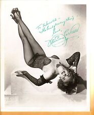 Miriam Lavelle-signed photo-17 - JSA COA