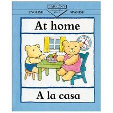 NEW - At Home/La Casa (Bilingual First Books, English-Spanish)