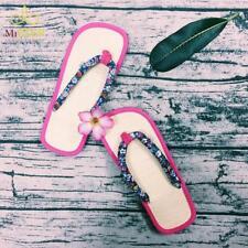 Women Indoor/Outdoor Spa massaged slippers/Cinnamon Sedge Slippers/Flip Flops