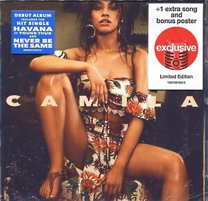 Camila Cabello Audio CD Target Exclusive NEW