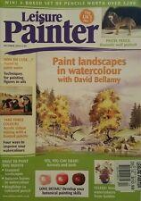 Leisure Painter UK Landscapes in Watercolour Pastels Dec 2014 FREE SHIPPING