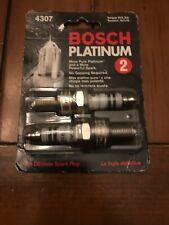 Spark Plug-Platinum +2 Bosch 4307