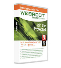 Webroot Internet Security Plus 90 - 80 days 3 device 3 Months