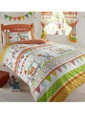 Kids CIRCUS doona cover pillowcase set DOUBLE QUEEN bed NEW