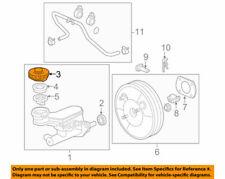 46662S9A003 Acura OEM Brake Fluid Reservoir Cap
