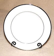 """noritake 6325 envoy 6 1/4"""" bread and butter plate excellent japan pre owned"""