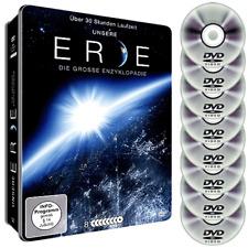 8 DVD Metall Box - Unsere Erde - Große Enzyklopädie - Beeindruckende Bilder  Neu