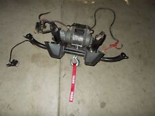 2006 Can Am Bombardier Outlander XT 400 Front Bumper WARN Winch 2500 LB / Comple