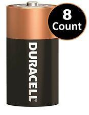 Duracell D Batteries CopperTop Alkaline Battery Exp. 03/228 8 Count  BRAND NEW