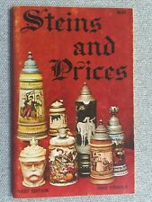 Rare Old World Antiques 1970 Steins And Price Guide First Edition June Dimsdle