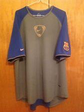 camiseta futbol fc barcelona barça nike 100% original football XL