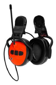 Husqvarna Chainsaw Helmet Earmuff Hearing Protection with FM Radio