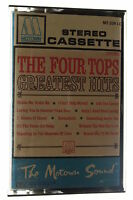 Stereo cassette the four tops greatest hits(Audio Cassette)