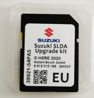 Suzuki SLDA 2020 Navigation sd card Vitara SX4 Baleno Ignis Swift Europe UK
