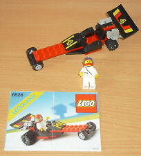 Lego City 6526 Red Line Racer v. 1989 + OBA