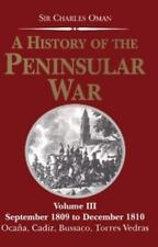 4  VOLUME SET SIR CHARLES OMAN HISTORY PENINSULAR WAR HARDCOVER