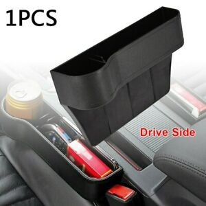 Car Seat Crevice Box Storage Cup Holder Organizer Auto Gap Pocket Stowing Left