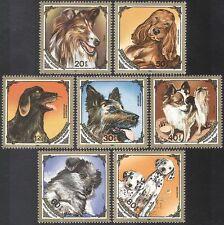 Mongolia Pet & Farm Animal Postal Stamps