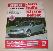 Reparaturanleitung Audi A4 / A4 Avant Diesel - ab 2000!