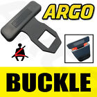 SEAT BELT ALARM BUCKLE KEY CLIP SAFETY CLASP STOP AUDI A5 COUPE