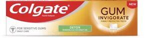 Colgate Toothpaste Gum Invigorate Gum Detox Minerals & Coconut Oil 75ml