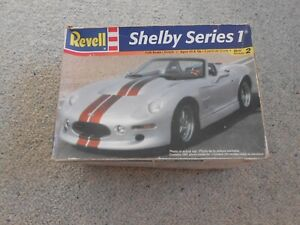 SHELBY COBRA SERIES 1 STARTED KIT ALL PARTS ACCOUNT FOR. 1:25 SCALE