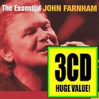 JOHN FARNHAM (3 CD) THE ESSENTIAL 3.0 LIMITED EDITION ~ GREATEST HITS *NEW*