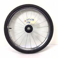 "20"" JOGGER STROLLER Bicycle Trailer Rear Alloy Wheel Innova Tire 16"" x 1.75  L98"