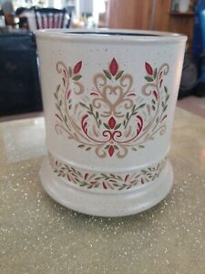 Large Electric Wax Candle Warmer EUC