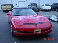 Colgan Sport Hood Bra 1 pc. Mask Fits Chevy Chevrolet Corvette 1997-2004