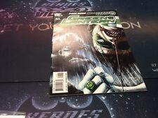 Green Lantern #43 Eddy Barrows Prelude To Blackest Night Variant VF 8.0 (VCA105)