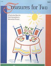 Treasures For 2 Piano Duets Book 1 Intermediate Level Martha Mier Tango Shuffle
