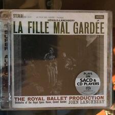 John Lanchbery Herold-lanchbery La Fille Mal Gardee Hybrid Stereo SACD