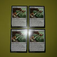 Prying Blade x4 Rivals of Ixalan 4x Playset Magic the Gathering MTG