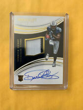 Derrick Henry 2016  Immaculate Rookie 2 clr Patch RC Autograph Auto Card #'d /99