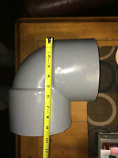 """IPEX 90 DEGREE ELBOW 6"""" SCH 80,  F-439 PIPE FITTING NSF-PW"""