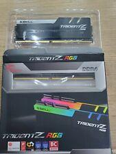 G. SKILL Trident Z RGB 16GB DDR4 3200MHz PC4-25600 (F4-3200C16D-16GTZR) INTEL