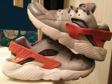 Toddler Boys Nike Huarache Running Sneaker Shoes Size 3 Y