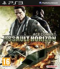 Ace COMBAT: asalto HORIZON: edición limitada (PS3) los videojuegos