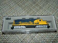 Atlas N Scale train #54510 SD-26 Loco Santa Fe Engine #4603 , NOS/NIB, C-9