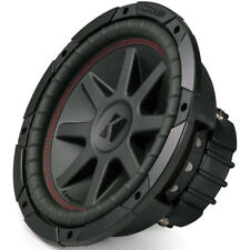KICKER CompVR Serie CVR102-43 2 Ohm 25cm Subwoofer 350 W RMS Bass Woofer Chassis