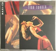 TINA TURNER : BE TENDER WITH ME BABY SINGLE - [ CD MAXI ]