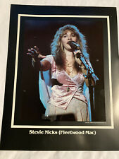 1982 Stevie Nicks Fleetwood Mac Radio Promo Print 11x14�