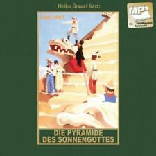 Die Pyramide des Sonnengottes mp3-Hörbuch, Band 52 der Gesammelten Werke G 6340